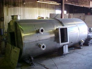 Carbon & Stainless Steel Tanks