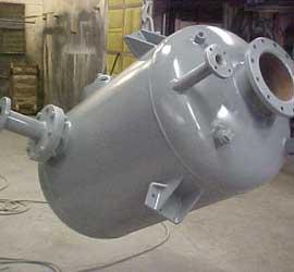 ASME Pressure Tank - FL-Smidth-30