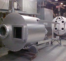 Dry Material Transport Tank