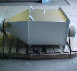 Storage Bin Pneumatic Handling