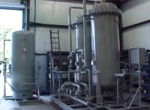 ASME Tanks and Piping Package
