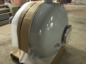 Custom ASME Tank 1