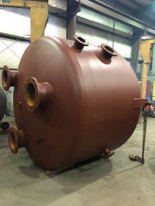 Custom ASME Tank 2