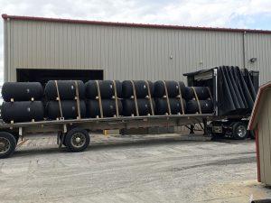 Storage Tank Truckload