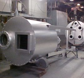 Carbon And Stainless Steel Tanks